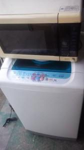 洗濯機回収 東京都 江戸川区 中葛西 洗濯機処分 不用品回収 不用品処分 不要品回収 不要品処分 廃品回収 単身引っ越し 単身引越し リサイクル引越し