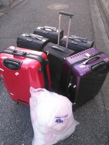 スーツケース処分 東京都 豊島区 千川 スーツケース回収 不要品回収 不要品処分 不用品回収 不用品処分 廃品回収 単身引越し 単身引っ越し リサイクル引越し