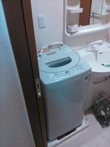 洗濯機処分 千葉県 市川市 新田 洗濯機回収 不要品回収 不要品処分 不用品回収 不用品処分 廃品回収 単身引越し 単身引っ越し リサイクル引越し