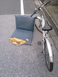自転車処分 千葉県 浦安市 北栄 自転車回収 不用品処分 不用品回収 不要品処分 不要品回収 廃品回収 単身引越し 単身引っ越し リサイクル引越し