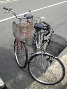 自転車処分 千葉県 浦安市 北栄 自転車回収 不要品処分 不要品回収 不用品処分 不用品回収 廃品回収 単身引越し 単身引っ越し リサイクル引越し