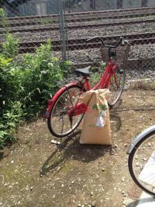 自転車 千葉県 柏市 南柏