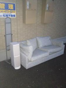 ソファー処分 ダストボックス回収 姿見処分 鏡回収 千葉県 習志野市 藤崎