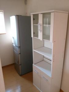 冷蔵庫引越し 食器棚処分 食器棚回収 千葉県 八千代市 萱田町