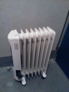 オイルヒーター処分 オイルヒーター回収 東京都 台東区 池之端
