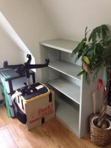 キャビネット処分 事務椅子回収 観葉植物処分 東京都 渋谷区 鶯谷町