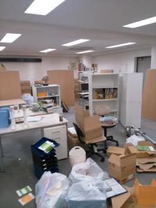 オフィス引越し不用品処分 オフィス引越し不用品回収 東京都 渋谷区 千駄ヶ谷