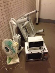 扇風機処分 扇風機回収 掃除機処分 掃除機回収 こたつテーブル処分 こたつテーブル回収 レンジ処分 レンジ回収 トースター処分 トースター回収 東京都 江東区 北砂