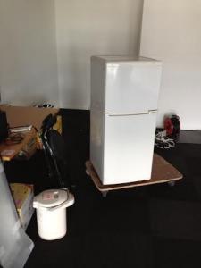 冷蔵庫処分 冷蔵庫廃棄 冷蔵庫回収 冷蔵庫リサイクル 東京都 江東区 青海