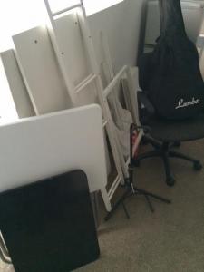 デスク処分 デスク回収 椅子処分 椅子回収 ギター処分 ギター回収 東京都 府中市 緑町