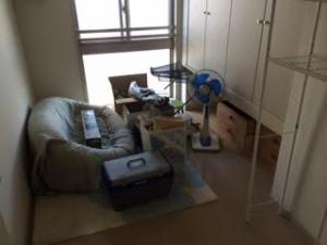 ソファー処分 ソファー回収 扇風機処分 扇風機回収 洗濯機ラック 洗濯機ラック 東京都 狛江市 岩戸南