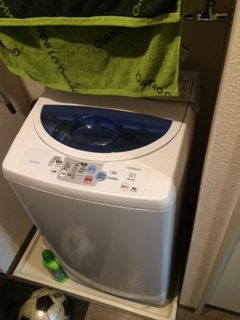 市川市 引越 洗濯機処分