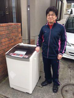 八千代市 洗濯機回収 不用品回収