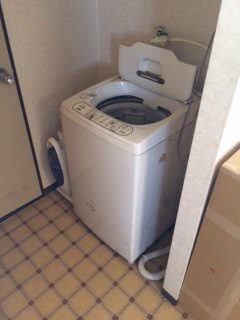千葉市で洗濯機回収