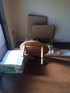 プリンタ、テーブル回収
