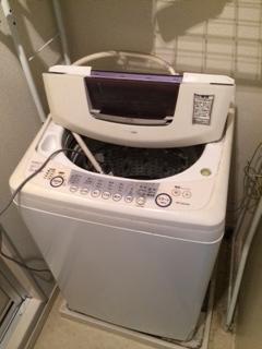 さいたま県 洗濯機回収