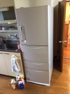 国分寺 冷蔵庫 回収