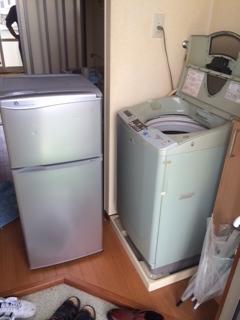 冷蔵庫・洗濯機のリサイクル処理