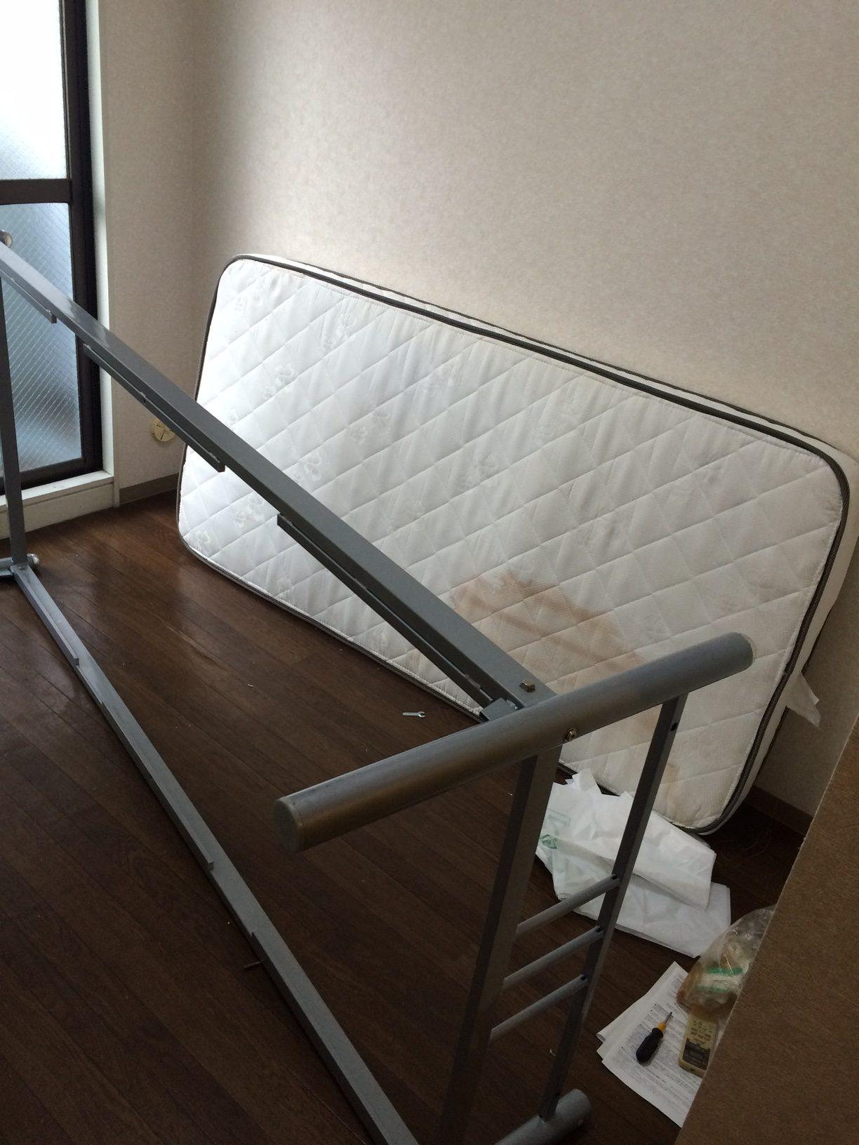 練馬区 ベッド 解体処分 | 東京・千葉・埼玉・神奈川の不用品回収・買取