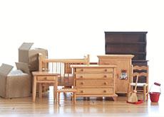 処分ができない家具